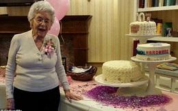 108 tuổi, cụ bà bất ngờ nhận được món quà đặc biệt từ 1000 người xa lạ