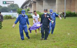Đi câu cá hốt hoảng phát hiện thi thể người trôi sông Sài Gòn