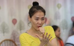 Thu Minh vắt kiệt sức tập luyện cho liveshow để đời