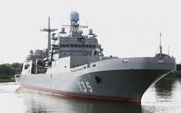 Nga tái khởi động thử nghiệm tàu đổ bộ tấn công cỡ lớn Ivan Gren