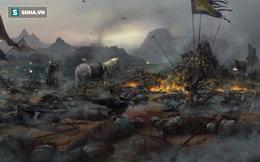 """Chôn sống tù binh đầu hàng, 13 vạn quân Đường nhận """"quả báo"""" hãi hùng!"""