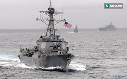 Lần đầu tàu Mỹ tuần tra biển Đông, thách thức Trung Quốc dưới thời Tổng thống Trump