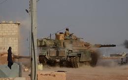 Thổ Nhĩ Kỳ tấn công gần 350 mục tiêu của IS ở Bắc Syria