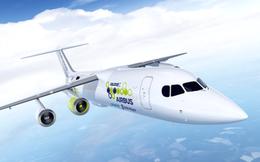 """Airbus """"bắt tay"""" Rolls-Royce chế tạo máy bay chở khách chạy điện"""