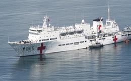 """Mục đích thực sự của """"sứ mệnh nhân đạo"""" mà tàu hải quân Trung Quốc đang thực hiện?"""