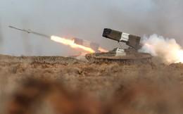"""""""Bão lửa"""" TOS-1A hủy diệt IS tại Syria: Hỏa lực đỉnh cao của Nga trong Thế kỷ 21?"""