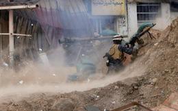24h qua ảnh: Cảnh sát Iraq nã mưa đạn vào phiến quân IS