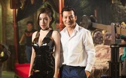 Elly Trần nóng bỏng khi đóng phim