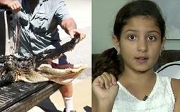 Bị cá sấu ngoạm chặt chân, trong lúc nguy cấp, bé 10 tuổi tự cứu mình theo cách thông minh