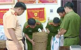 Triệt xóa đường dây ma túy xuyên quốc gia cực lớn qua địa bàn Nghệ An