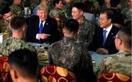 Đằng sau việc Tổng thống Mỹ Donald Trump chọn địa điểm hạ cánh khi tới Hàn Quốc
