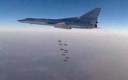Máy bay chiến lược Tu-22M3 Nga ồ ạt không kích IS tại Syria:  Đòn sấm sét cuối cùng?