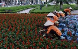 24h qua ảnh: Ảnh Hà Nội chuẩn bị cho Tết Nguyên Đán lên báo Anh