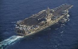 24h qua ảnh: Tàu sân bay hạt nhân Mỹ xuất hiện tại Nhật Bản