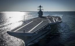 """7 ngày qua ảnh: Hải quân Mỹ nhận tàu sân bay """"khủng"""" nhất thế giới"""