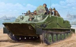 Chiếc xe thiết giáp phát triển từ PT-76 vô địch về khả năng chở quân