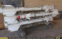 Syria thu giữ kho vũ khí của IS: Cả tá tên lửa Liên Xô từng trang bị cho MiG-21 và MiG-23