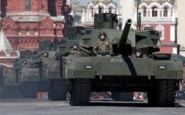Nga sở hữu lực lượng tăng-thiết giáp hùng hậu