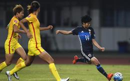 Giải quyết nốt rào cản Triều Tiên, Nhật Bản lên ngôi ở giải châu Á