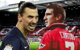 """""""Vua của Old Trafford"""" cuối cùng đã """"ngả mũ"""" trước Ibrahimovic"""