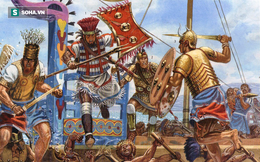 Giải mã bảng chữ cổ làm sáng tỏ Hải Nhân huyền bí ở Ai Cập