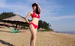 """Bất ngờ trước nhan sắc của Hoa hậu xinh đẹp từng là """"người tình"""" của Việt Anh"""