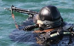 """Hé lộ về lực lượng người nhái """"vô hình"""" của Hải quân Nga"""