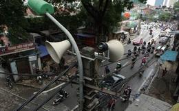 Hà Nội tiếp tục lấy ý kiến về loa phường sau sự cố