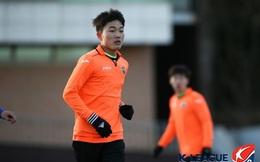 Xuân Trường bất ngờ dính chấn thương sau khi trở lại Hàn Quốc