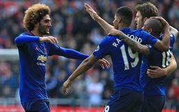 Vòng 29 Premier League: Middlesbrough 1-3 Man United
