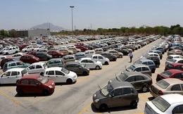 Điều bất thường gì xảy ra tại thị trường ô tô trong nước?