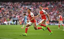 Arsenal quật ngã Man City, giành vé chung kết trong trận đấu may mắn đến lạ kỳ