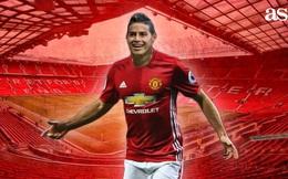 Báo thân Real xác nhận James Rodriguez đạt thỏa thuận với Man United