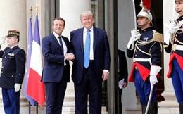 Ông Trump sang Pháp, cả châu Âu 'thở phào nhẹ nhõm'