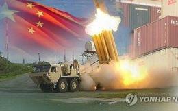 """Bắc Kinh tức giận vì bức ảnh """"THAAD ngắm thẳng cờ 5 sao Trung Quốc"""""""