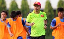 Nhọc nhằn ngày ra quân, HLV U16 Việt Nam tự tin sẽ vượt qua chủ nhà để tự quyết