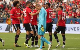 """Man United 5-2 LA Galaxy: Rashford lập cú đúp, Lukaku """"tịt ngòi"""""""