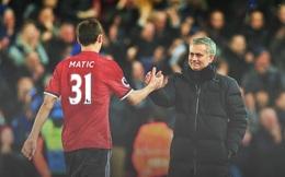 Đến Man United 3 tháng, trong mắt Matic giờ không còn Conte, chỉ có Mourinho