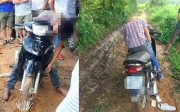 Hé lộ nguyên nhân nam thanh niên chết gục đầu trên xe máy