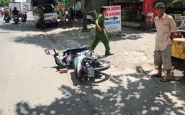 Va chạm giao thông, nam thanh niên dùng gạch đánh chết người giữa phố Sài Gòn