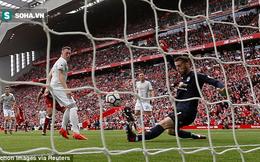 Vòng 8 Premier League: Liverpool 0-0 Man United