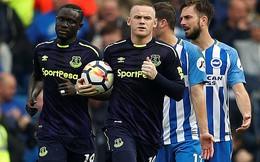 Vòng 8 Premier League: Brighton 1-1 Everton