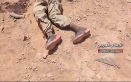 Syria: Đánh úp quân chính phủ thất bại, IS thua chạy, lính chết la liệt