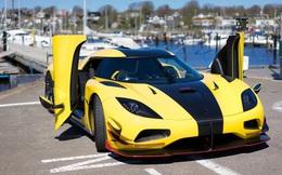 """5 xe sang giá hàng chục tỷ có tốc độ """"khủng"""" nhất hiện nay"""