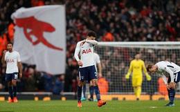 """Arsenal """"bóp chết"""" Tottenham bằng 2 """"cú đấm dưới thắt lưng"""" trong có 5 phút"""