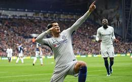 Vòng 12 Premier League: West Brom 0-4 Chelsea