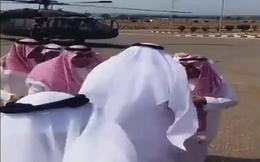 Rơi máy bay trực thăng gần biên giới Yemen, hoàng tử Ả Rập Saudi thiệt mạng