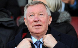 HLV Alex Ferguson vẫn căng thẳng khi M.U gặp Man City và Liverpool