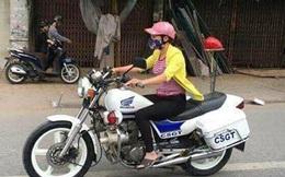 Người phụ nữ đi dép lê, lái xe đặc chủng CSGT: Lãnh đạo Công an Hải Phòng lên tiếng