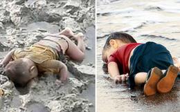 Ám ảnh: Em bé Myanmar 16 tháng tuổi chết úp mặt xuống bùn